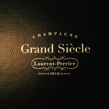 Grand Siècle by Laurent-Perrier